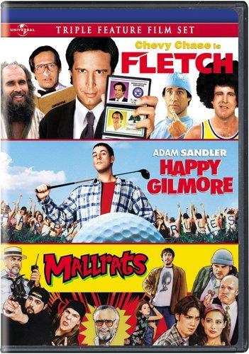 Fletch / Happy Gilmore / Mallrats Triple Feature