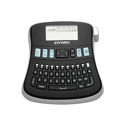 Dymo LabelManager 210D Impresora de etiquetas, Teclado QWERTY (Versión Española)