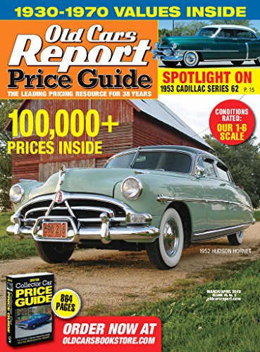 Large Product Image of Old Cars Report Price Guide