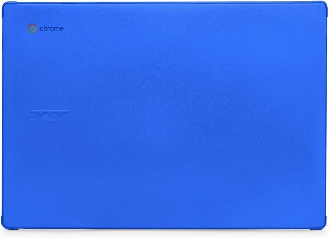 "mCover Hard Shell Case for 2019 14"" Acer Chromebook 14 CB514 Series Laptop (Acer CB514 Blue)"