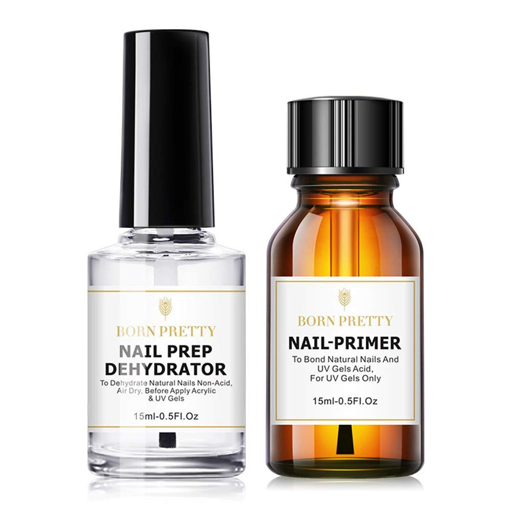 Born Pretty Gel Nail Prep Set
