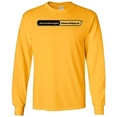 Amazon com: Post Malone Beerbongs & Bentleys Black Logo Long