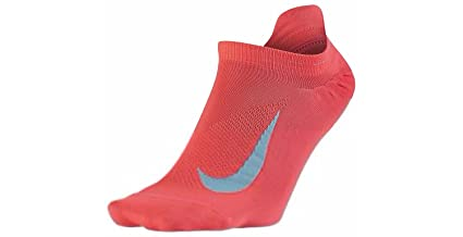 2d6f5ae09330b Buy Nike Men's Elite Lightweight No-Show Tab Running Socks (Men's 14 ...