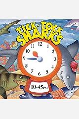 Tick-tock Sharks Hardcover