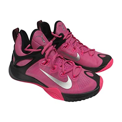 Nike Men\u0027s Zoom Hyperrev Breast Cancer Awareness Special Edition  PinkI/Mtllc Silver/Hypr Pnk