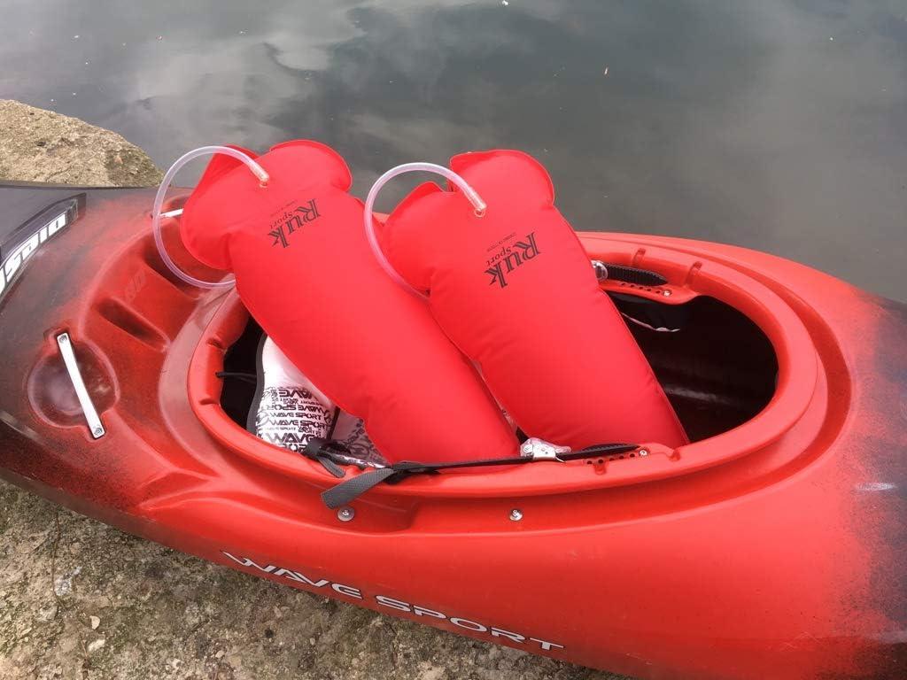 Ruk Sport 85CM Kayak Airbags Pair Ruk Sport Canoeing /& Kayaking Accessories