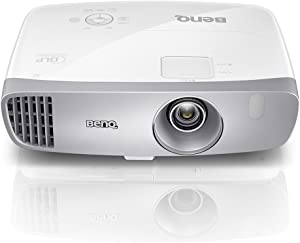 BenQ HT2050A 1080P Home Theater Projector   2200 Lumens   96% Rec.709 for Accurate Colors   Low Input Lag Ideal for Gaming   2D Keystone for Flexible Setup