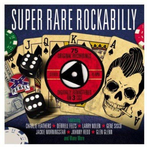 Super Rare Rockabilly / Various