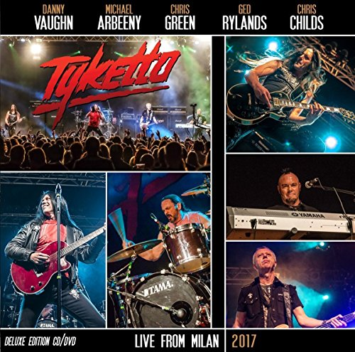 Tyketto - Live From Milan - BD - FLAC - 2017 - BOCKSCAR Download