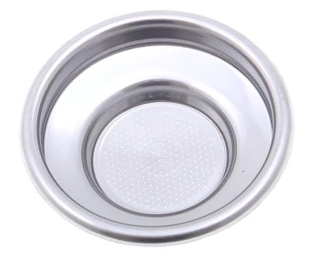 Colador/filtro 1 taza para Rancilio Cafetera expreso