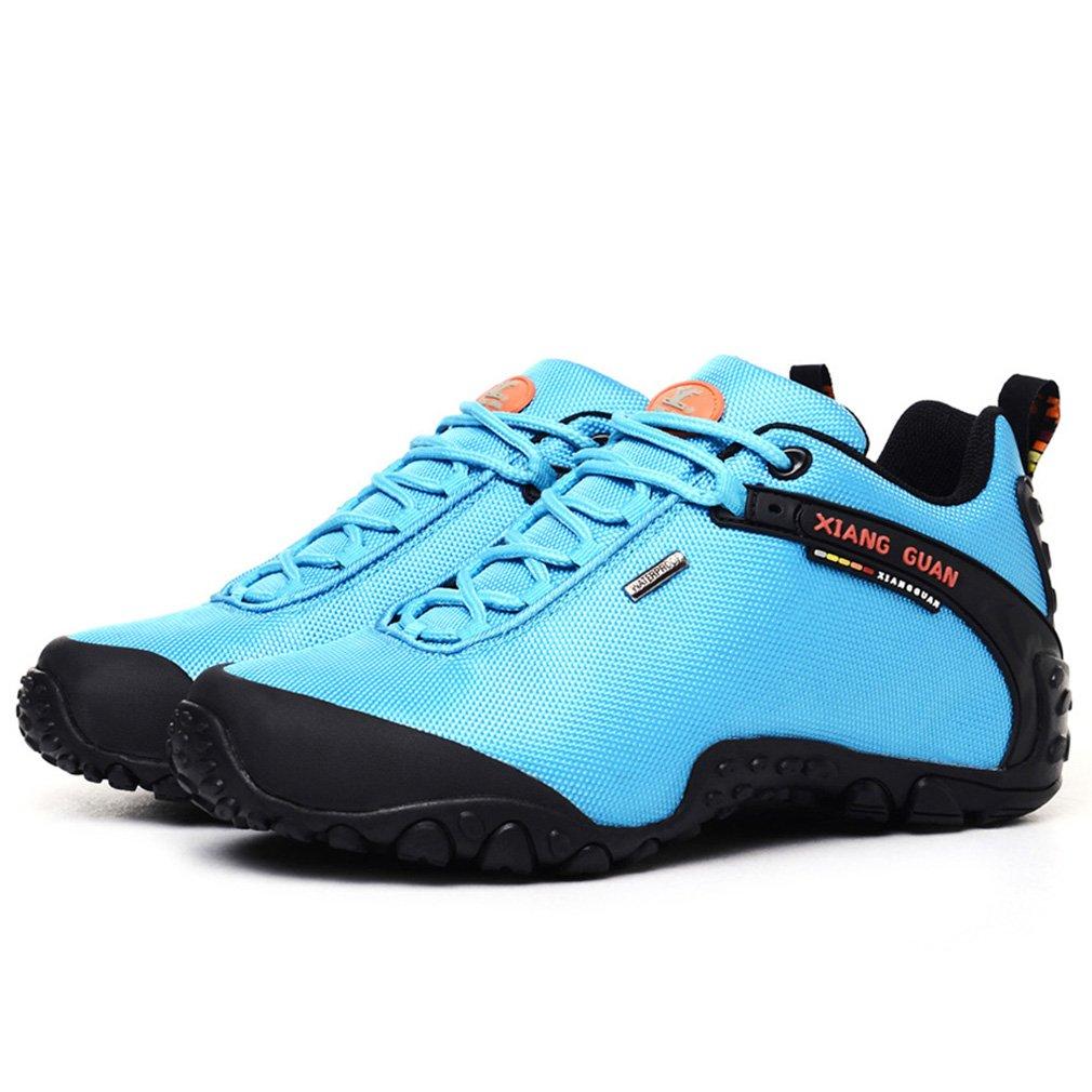XIANG GUAN Damen Mesh Mesh Mesh Atmungsaktiv Outdoorschuhe Sport Trekking Walking Camping Wandern Schuhe Lace-up Komfort Turnschuhe 054067