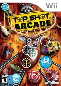 Top Shot Arcade - Nintendo Wii