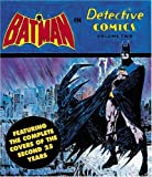 Batman in Detective Comics: Featuring the Complete Covers of the Second 25 Years (Tiny Folios)