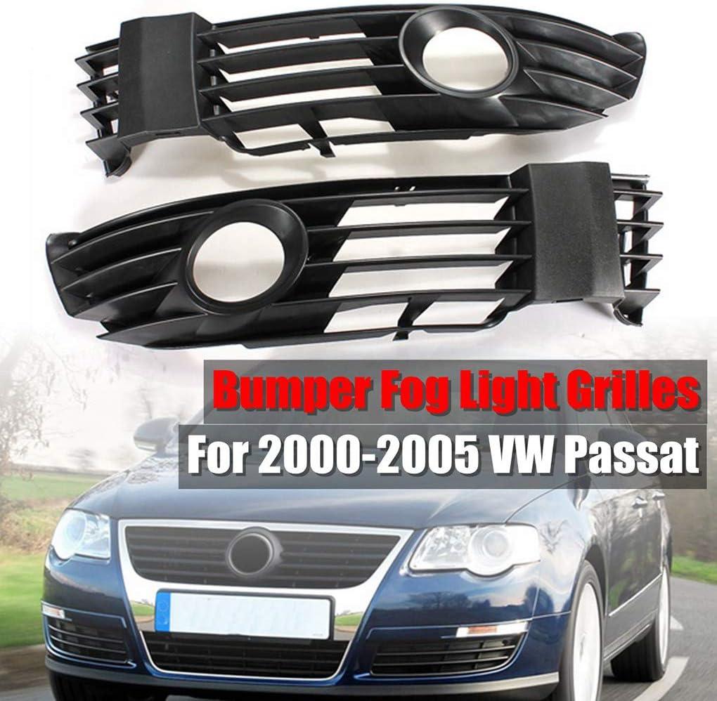 2000-2005 VW Passat B5 B5.5 pare-chocs Avant Brouillard Grille paire gauche /& droite NOUVEAU