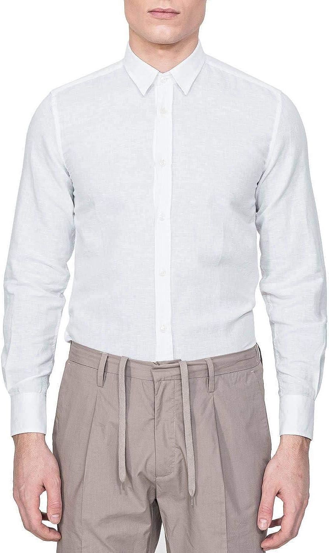 Antony Morato Camisa Basica Blanco para Hombre 50: Amazon.es: Ropa y accesorios