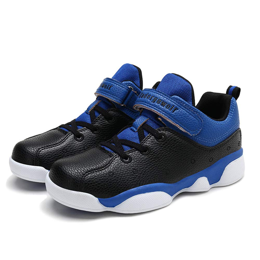 FCSHOES Kid Sneakers Boy Basketball Shoes Running Shoes The Avengers Baby Children