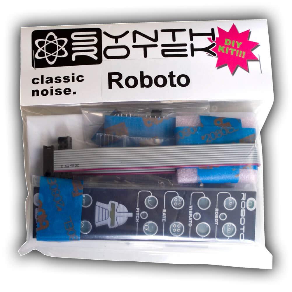 Roboto DIY Kit - Robot Voice Changing Eurorack Module Kit by Synthrotek