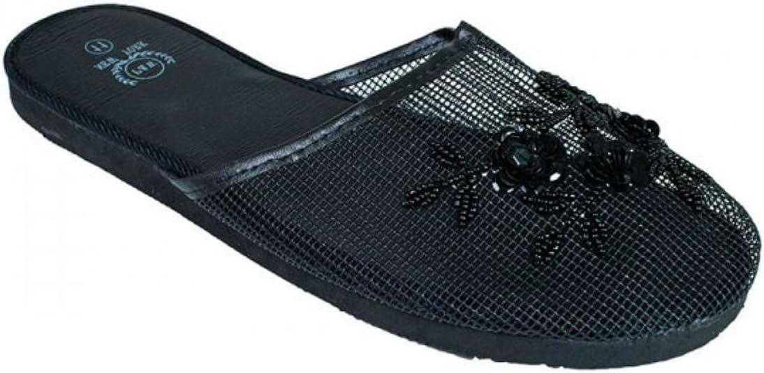 WP Women's Chinese Mesh Slippers