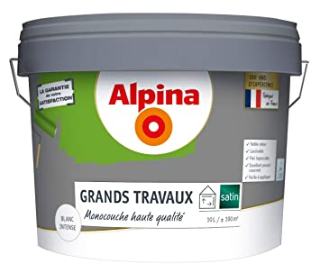 Alpina Peinture Monocouche Pour Murs Plafonds Haute Qualite