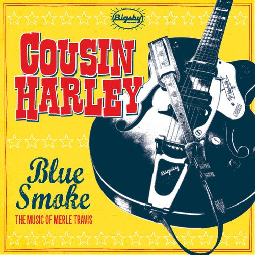 Blue Smoke--The Music of Merle Travis