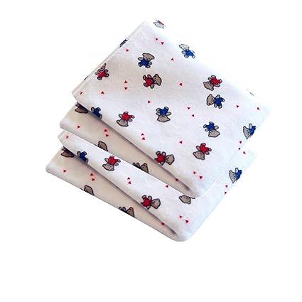 De muletón-toallas de diseño de BW 40 x 40 cm