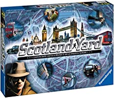Ravensburger 26648 - Scotland Yard