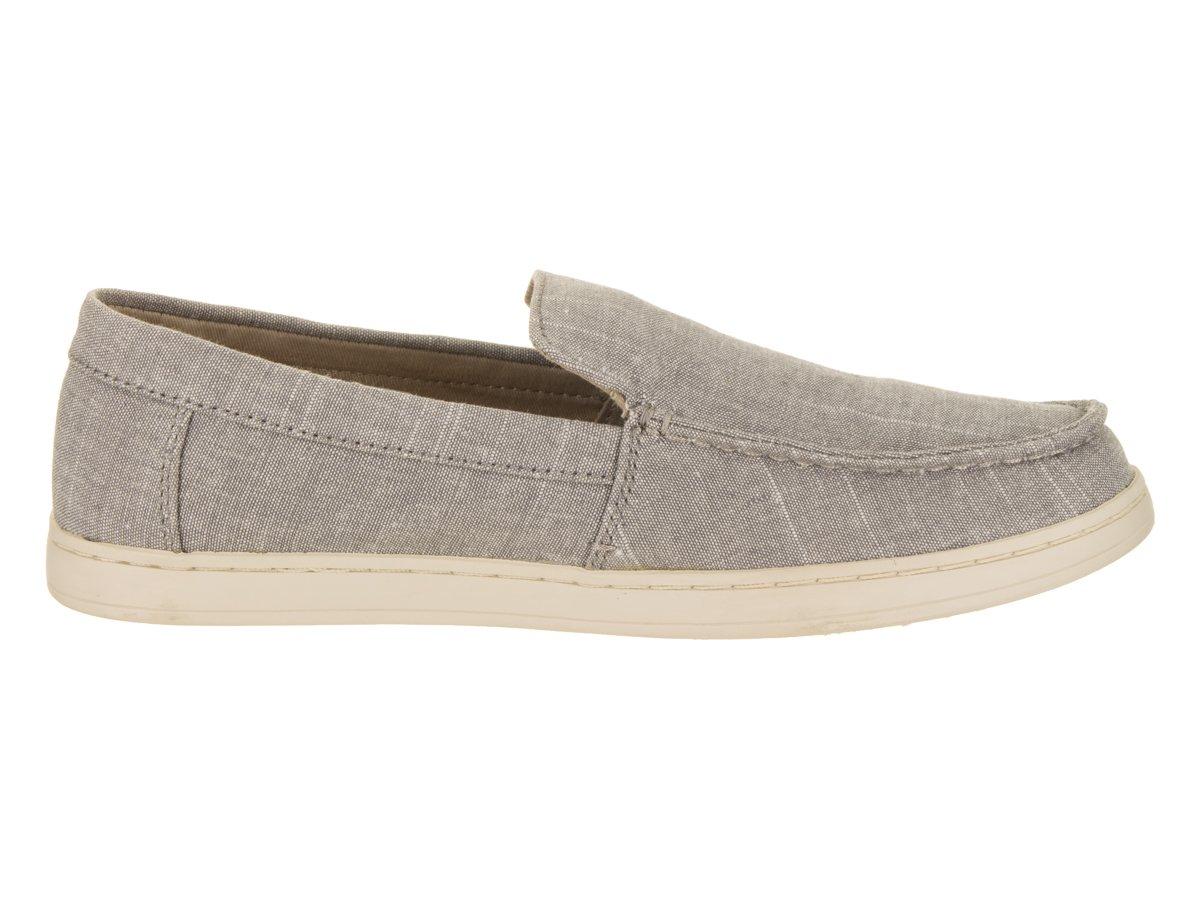TOMS Men's Aiden Casual Shoe (8 D(M) US, Steel Grey Slub) by TOMS