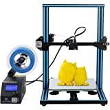 Comgrow Creality CR-10S 3D Printer with Filament Detector Upgraded Control Board Dual Z Lead Screw Fast Assembled Kit 300x300x400mm Printing Size