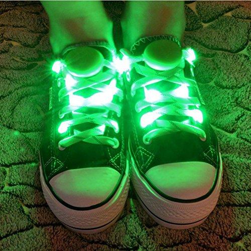 Edal Nylon Strap Shoelace Luminous