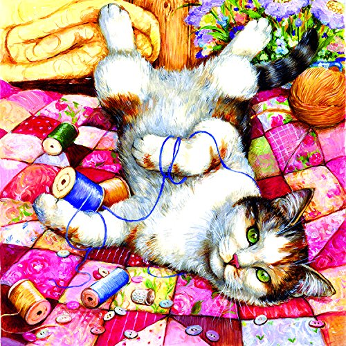 Upside Down 500 Piece Jigsaw Puzzle by SunsOut