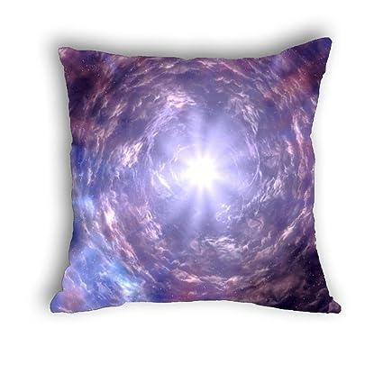 Amazon Anlye Purple Sun Clouds Pillowcase Galaxy Pillow Cool Ikea Body Pillow Cover