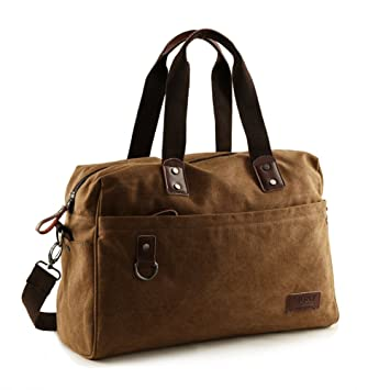 Bolsa de viaje bolso de la lona bolsas de los hombres ...
