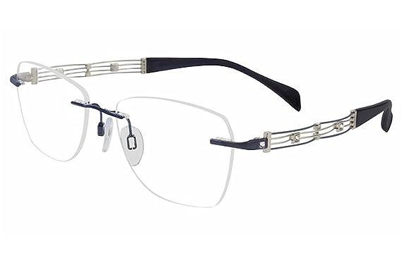 Amazon.com: Charmant Line Art Women\'s Eyeglasses XL2108 XL/2108 NV ...