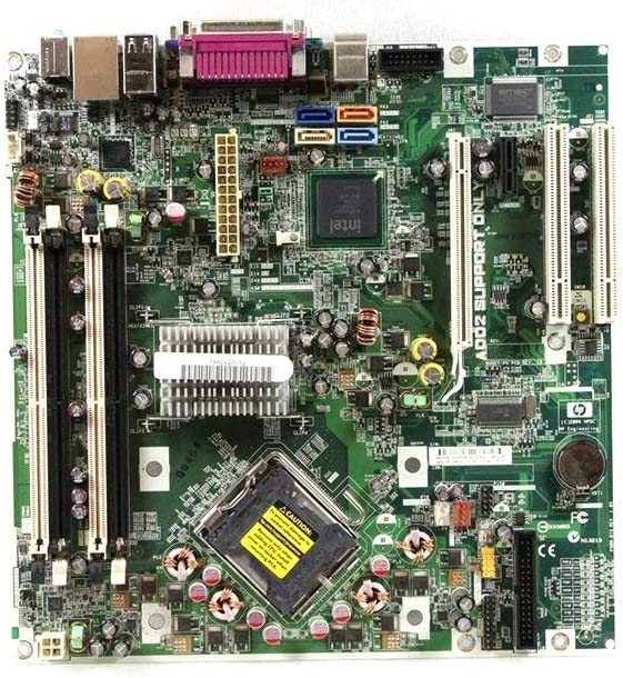 HP Compaq DC5700 Motherboard 404794-001 404166-001 Sckt 775 BTX (Renewed)