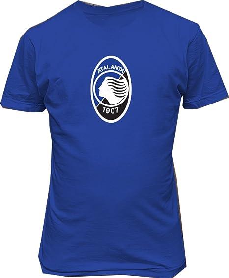 Atalanta BC Futbol T Shirt Soccer Camiseta calcio italia Italy (small)