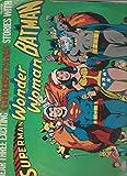 Christmas Superheroes: Superman, Wonder Woman and Batman-Hear Three Exciting Christmas Stories (1977)