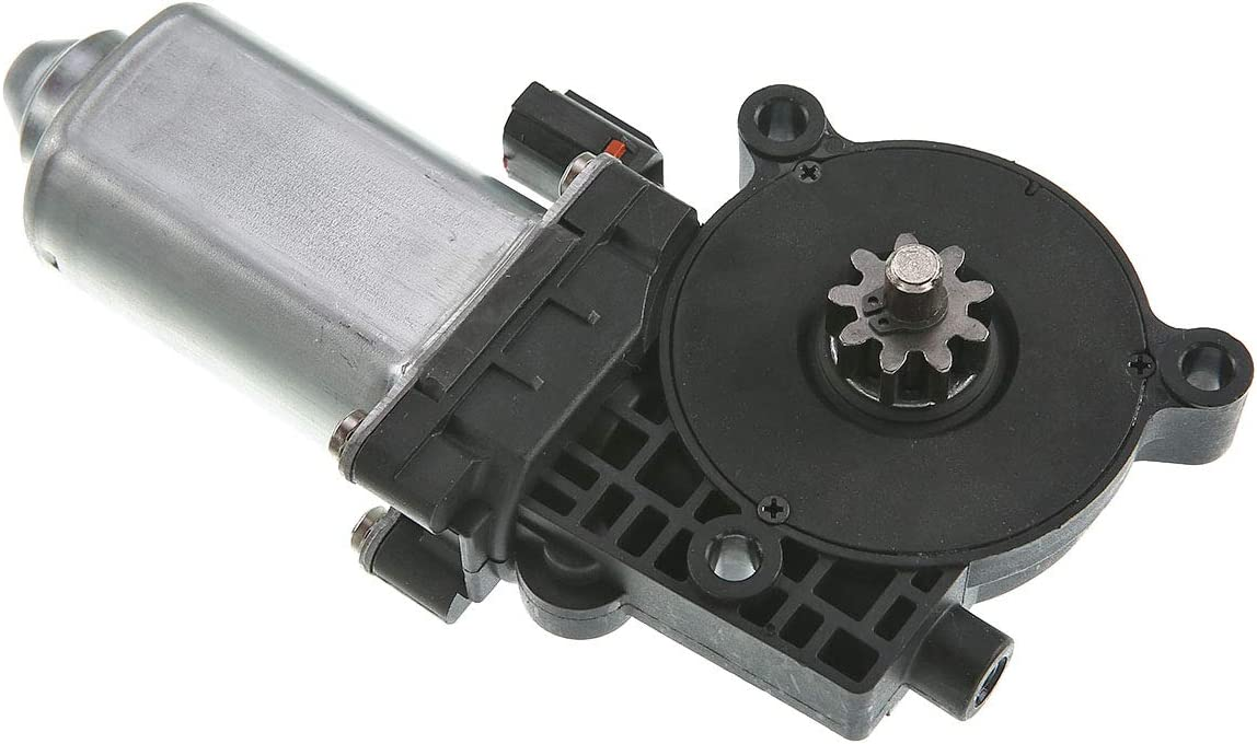 A-Premium Power Window Lift Motor Compatible with GMC Jimmy Yukon Buick Saturn Pontiac Cadillac Chevrolet 1988-2009 Driver or Passenger