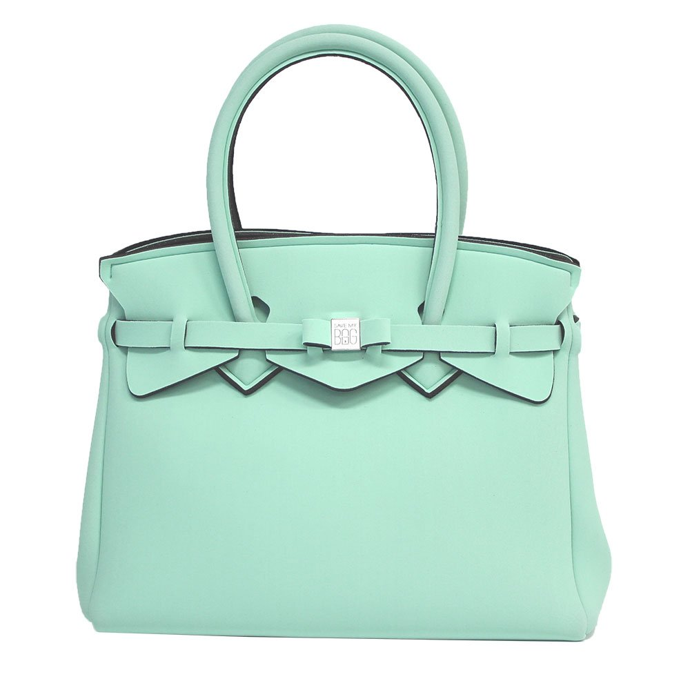 SAVE MY BAG セーブマイバッグ MISS ミス ハンドバッグ レディース 軽量 10204N [並行輸入品] B07B9RB712 カラー:FROZEN カラー:FROZEN