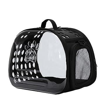 Pet outing package Bolsa para Mascotas Bolso Transparente para Gatos Bolso Pequeño Bolso para Perros Teddy
