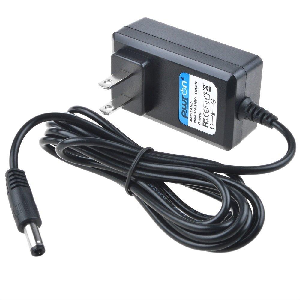 PwrON 6.6 FT 9V AC to DC Adapter For M-Audio Axiom Pro series, Axiom Series (2nd gen),Radium 49 61 Keystation Line Midi Keyboard Controller by Pwron