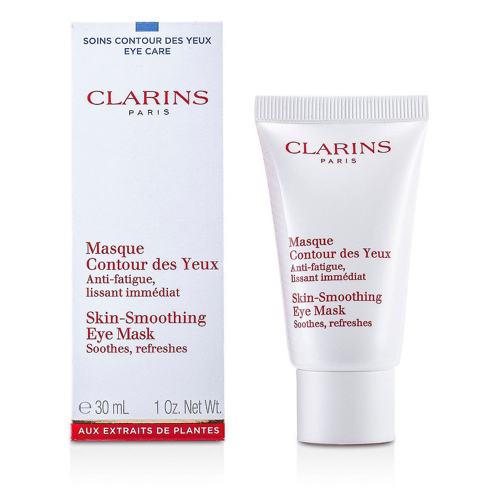 Clarins by Clarins Skin Smoothing Eye Mask--30ml/1oz for WOMEN ---(Package Of 4)