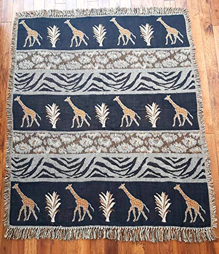 - MJP Cotton Hand Knotted Reversible Soft Indian Area Rug 50