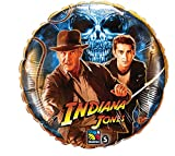 3 Indiana Jones Mylar Balloons - Multipack of 3 Round 18