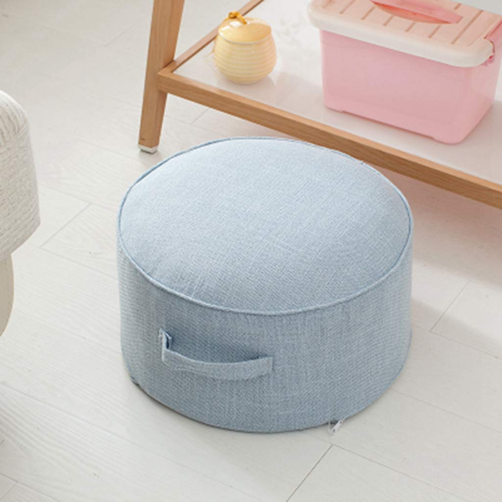 Amazon.com: Round High Strength Sponge Tatami Seat Cushion ...