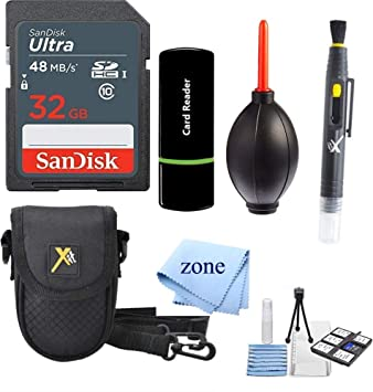 Amazon.com: Kit de accesorios para cámara digital Canon ...