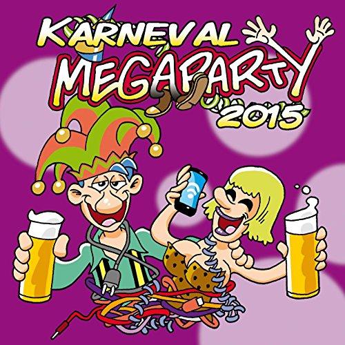 Karneval Megaparty 2015