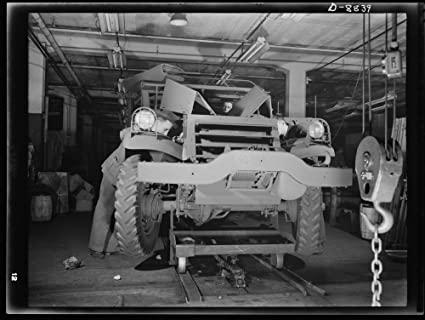 Amazon com: 1941 Photo Production  Halftrac armoured cars  Another