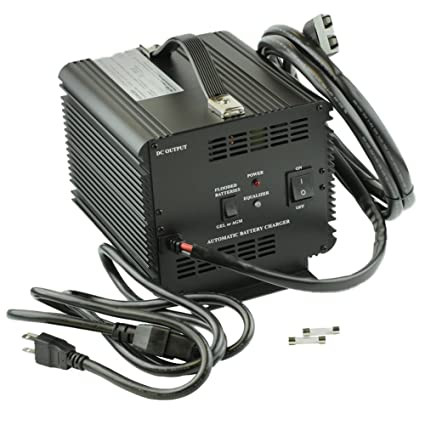 amazon com 48 volt golf cart battery charger for club car rh amazon com