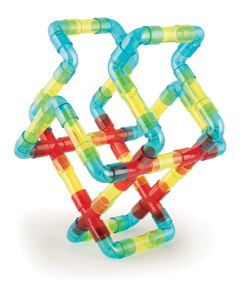 material caja de luz - circuito de tubos