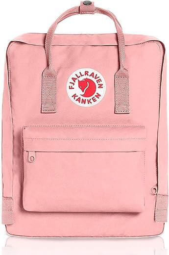 Fjallraven Kanken حقيبة ظهر مدرسية كلاسيكية للأولاد والبنات كل يوم